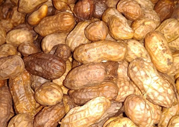 Kacang presto empuk