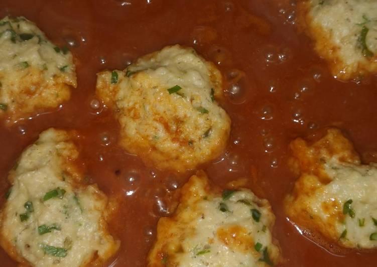 Steps to Prepare Any-night-of-the-week Dumplings
