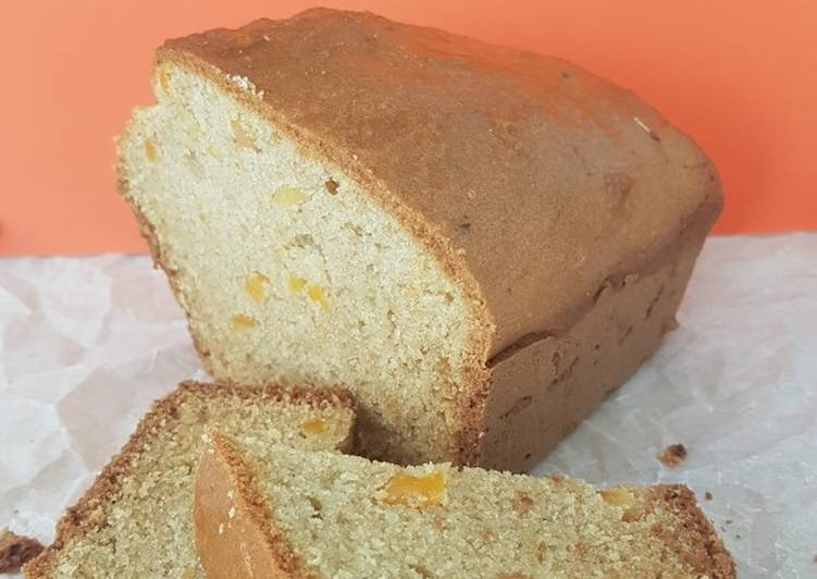 Recipe: Yummy Apricot Loaf