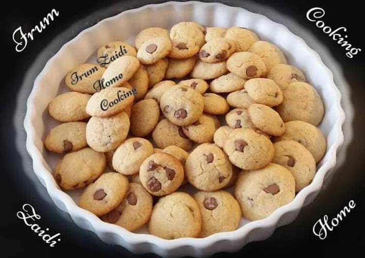 Mini Chocolate Chip Cookie Cereal
