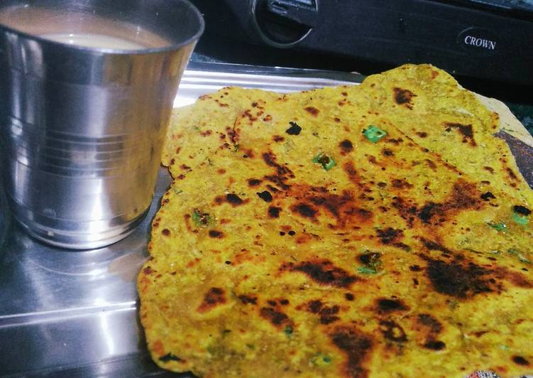 Recipe of Any-night-of-the-week Brinjal paratha