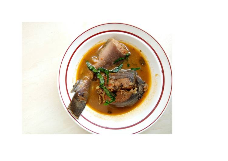 Recipe of Speedy Catfish peppersoup