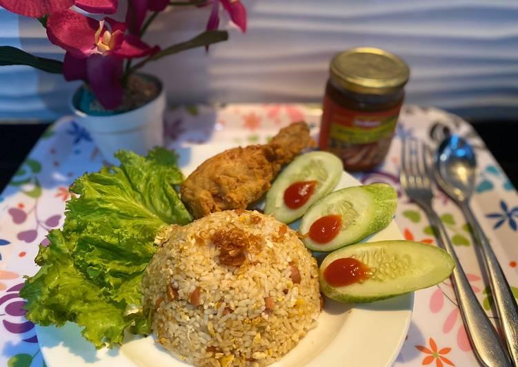 Resep Nasi Goreng Spesial ala Mimi 4A Cookery Bikin Jadi Laper