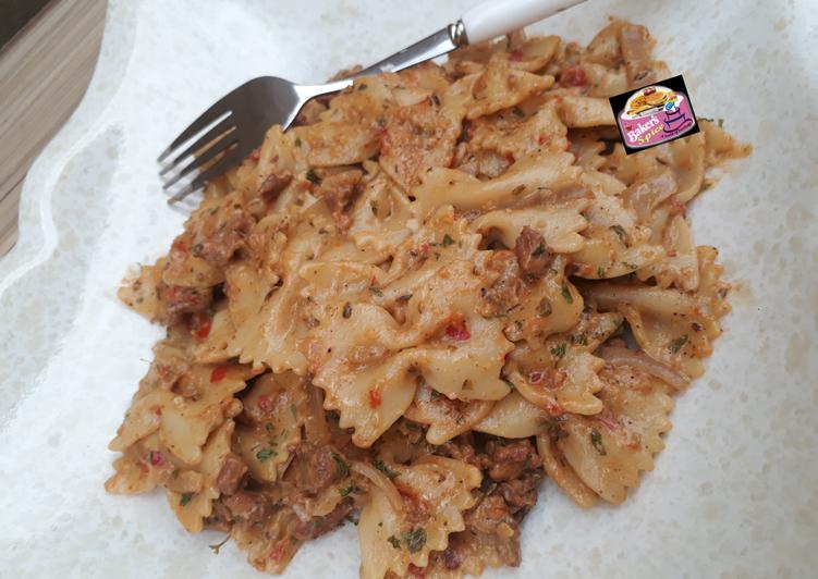 The Secret of Successful Creamy Beef Pasta