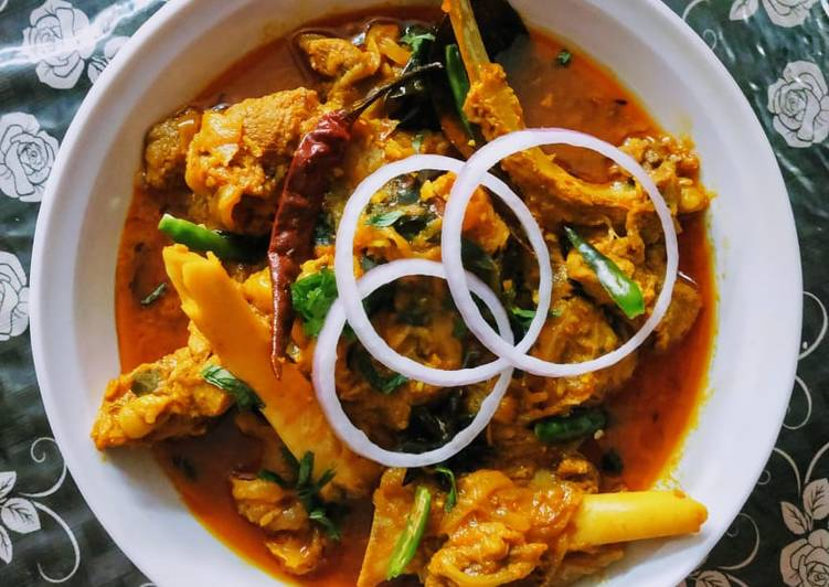 10 Minute Easiest Way to Prepare Blends Dekchi Mutton Curry