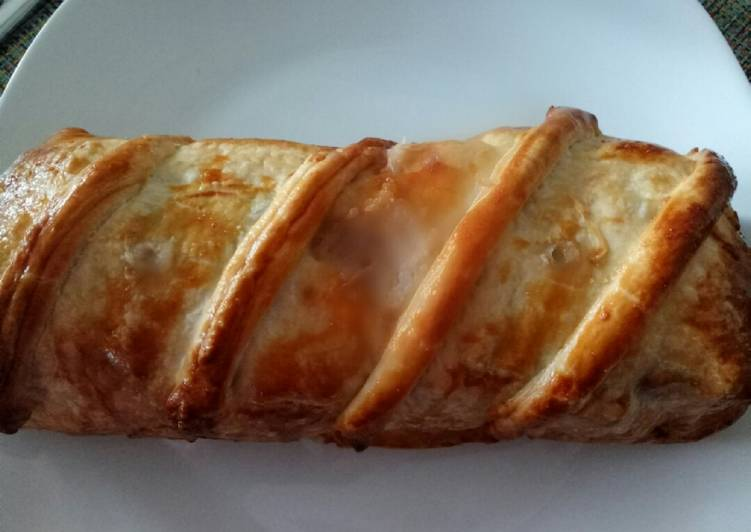 Pork fillet Wellington