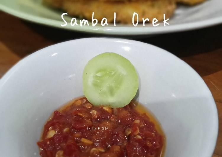 Sambal Orek