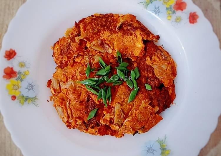 Resep Kimchi Jeon enak dan mudah