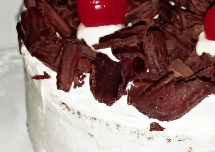 Blackfores vanilla chocolate - cookandrecipe.com
