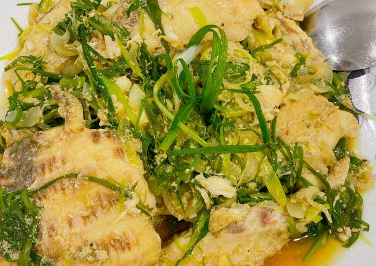 Recipe of Perfect Steam barramundi fillets