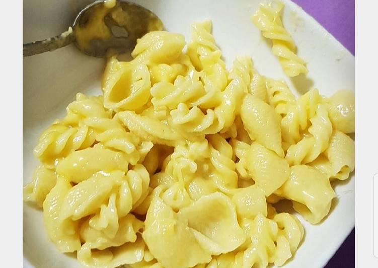 Easiest mac&cheese