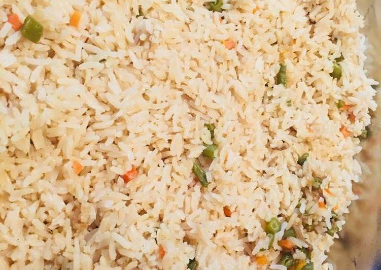 How to Prepare Quick Savoury rice