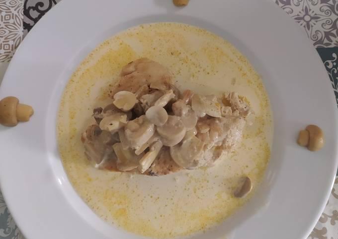 Escalope poulet