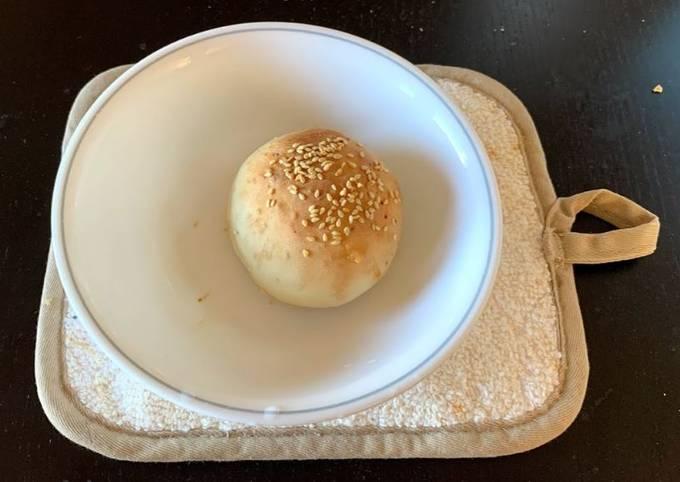 Hujiao bing (Taiwanese pepper buns)