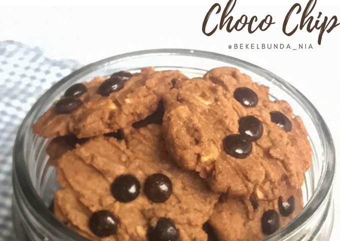 Cookies Coklat Choco Chip
