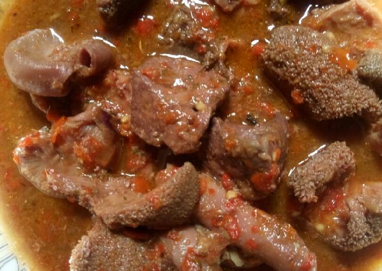 Step-by-Step Guide to Prepare Perfect Shaki p soup