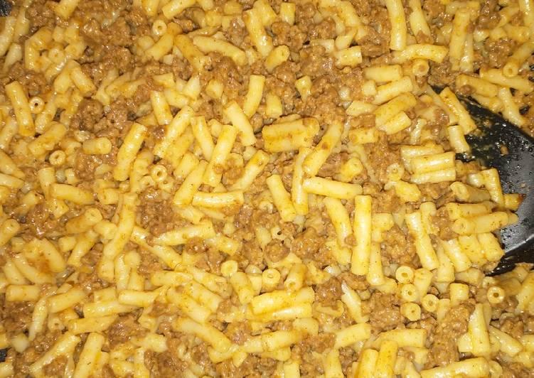 Recipe of Any-night-of-the-week Taco Mac' n cheese