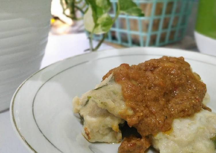 Siomay Ayam tanpa kulit - cookandrecipe.com