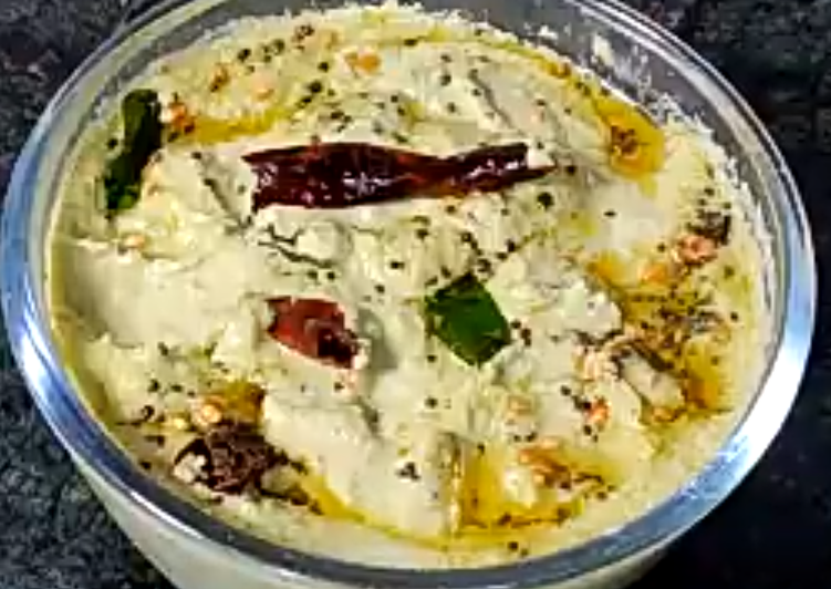 Steps to Prepare Top-Rated Fresh Coconut Chutney