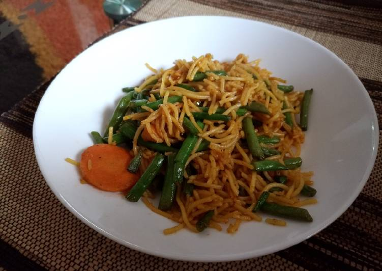 Spicy Veggy Pasta Recipe By Sharon Kenya Cookpad