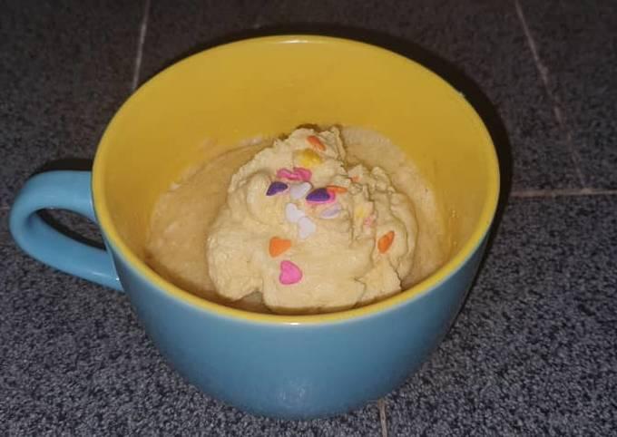 Rich Funfetti Mug Cake Recipe