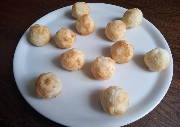 Congolais/Rochers de coco
