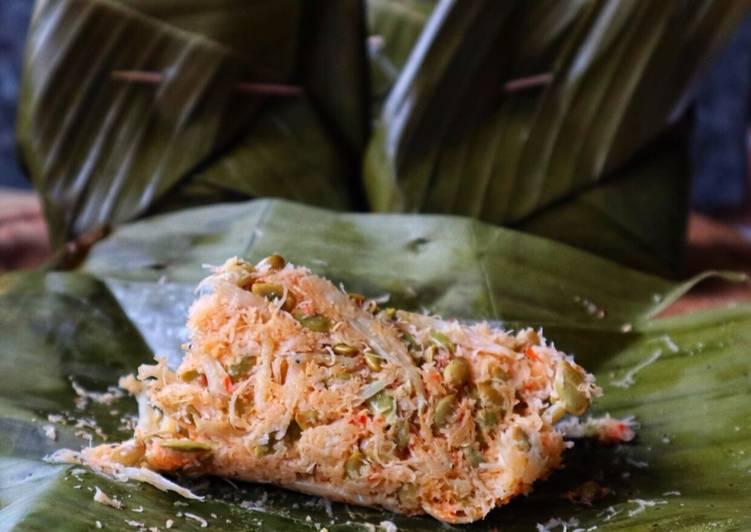 Resep Botok lamtoro Teri oleh Ika Handayani Smno - Cookpad