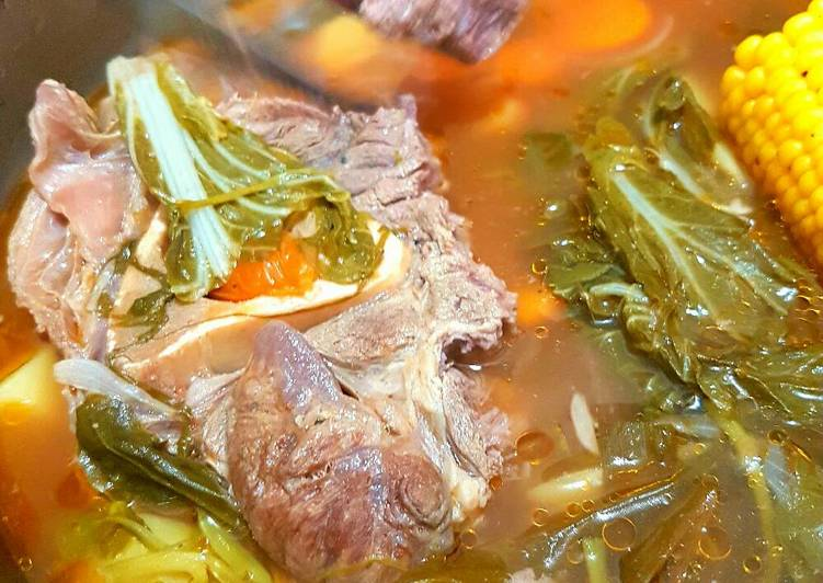 Pochero (Beef Stewpot)