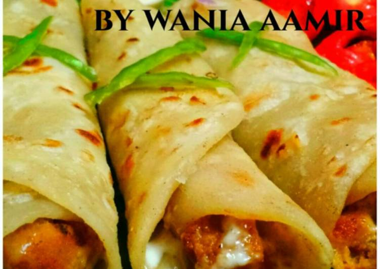 Hearty Comfort Dinner Easy Autumn Mayo kabab paratha