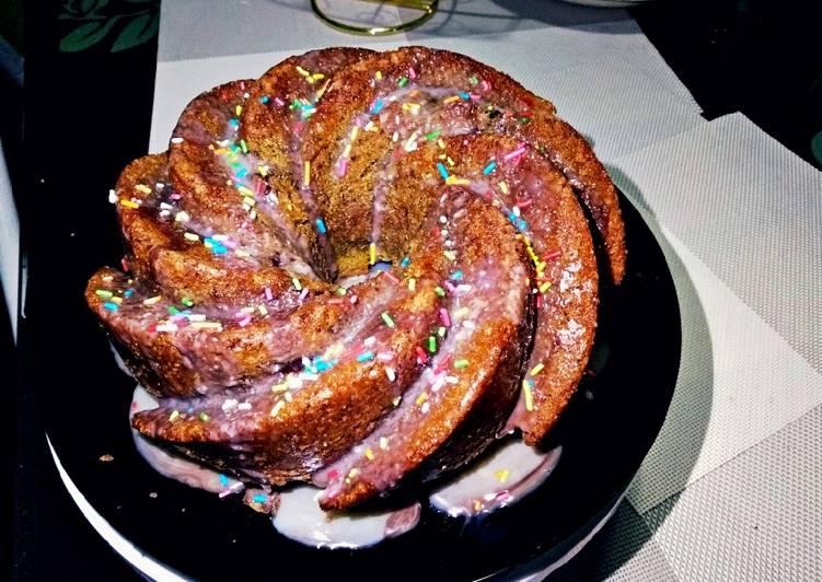 Easiest Way to Make Quick Beetroot, orange cake#bakingchallenge
