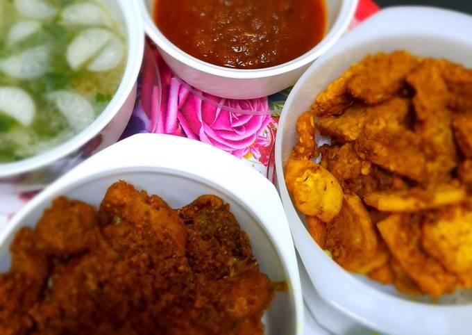 Resep Nasi Ayam Penyet Anti Gagal