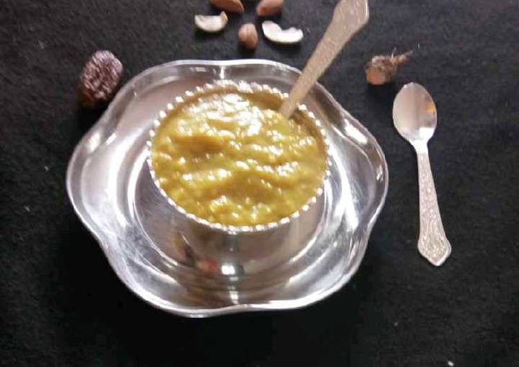 Arrowroot, Dry Fruits Mixed Porridge - Laurie G Edwards