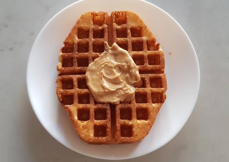 Light Crispy Waffles
