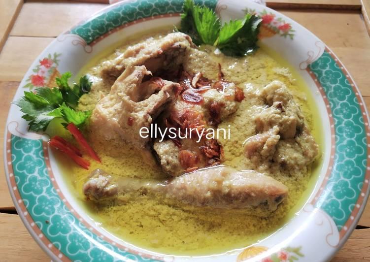 Gulai Anam Palembang