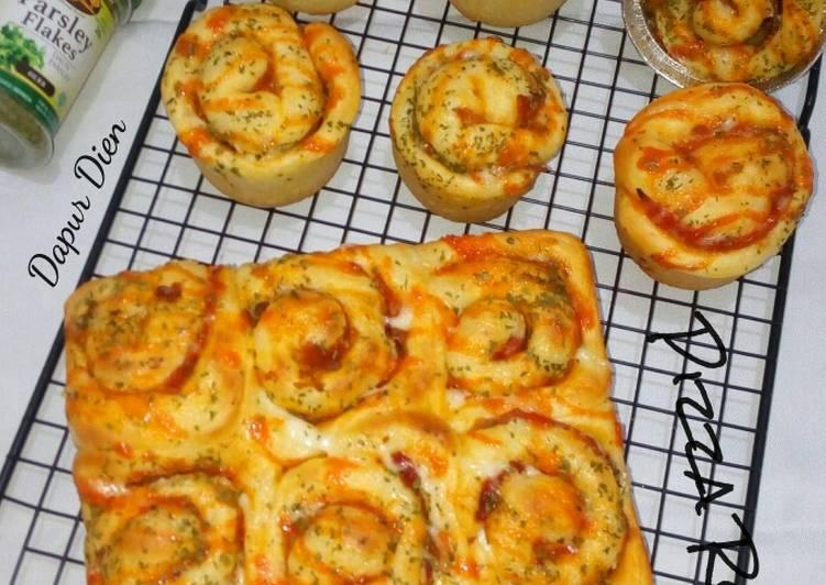 Cara Gampang Menyiapkan Pizza Roll, Dijamin Endes