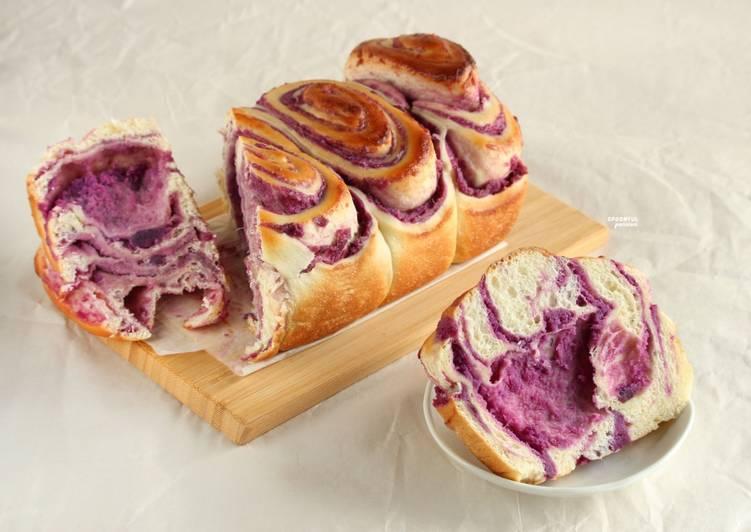 What are some Dinner Ideas Award Winning Purple Sweet Potato Bread