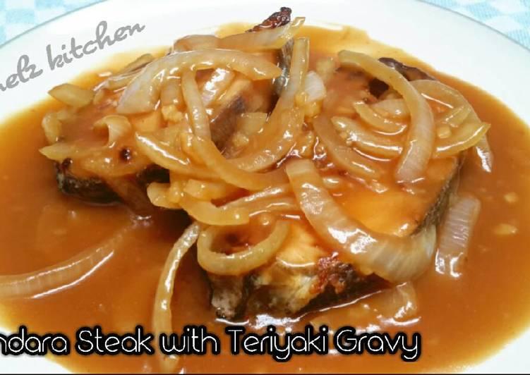 Resep Gindara Steak With Teriyaki Gravy Nikmat Resep Dapur Mama