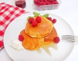 Japanese Pancake / Souffle Pancake