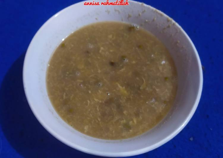 Bubur Kacang Ijo khas Banjarmasin