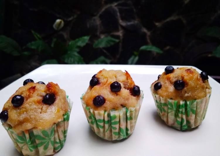 Muffin Pisang