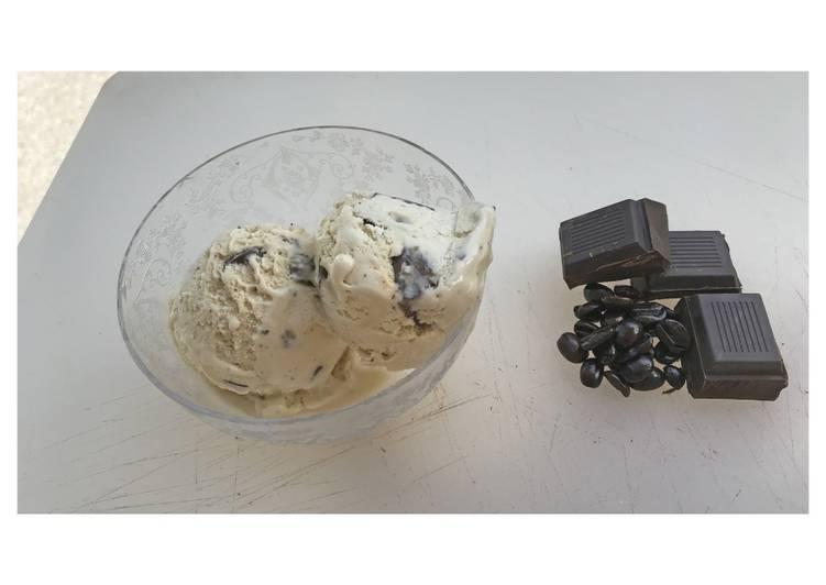Cool Coffee Chocolate Toffee Ice CreamFUSF