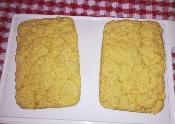 Recipe: Yummy Microwave biscuits