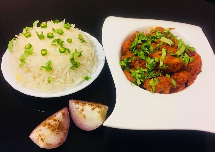 Simple Way to Prepare Award-winning Chicken Tikka masala