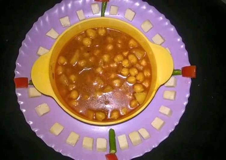 Step-by-Step Guide to Prepare Ultimate Kabuli chana masala