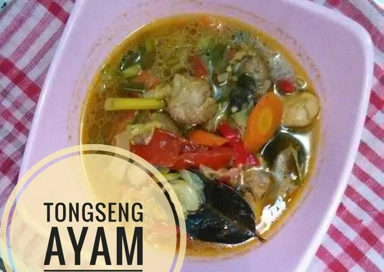 Tongseng Ayam Suka-suka