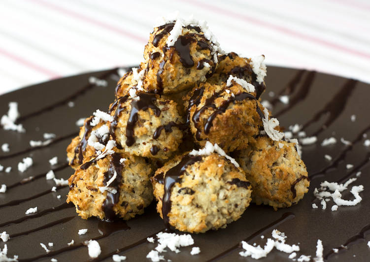 Recipe of Ultimate Coconut Macaroons