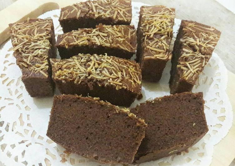 Bolu Kopi Coklat lembut dan enak sekali😋