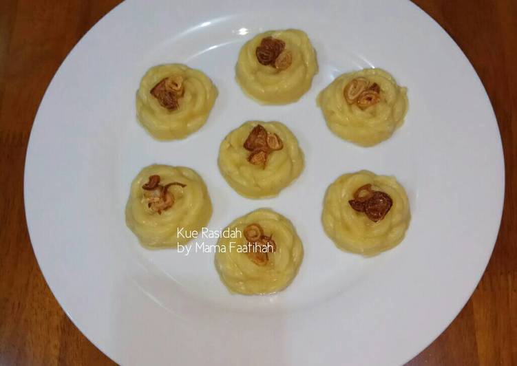 Kue Rasidah khas Melayu – Resep membuatnya