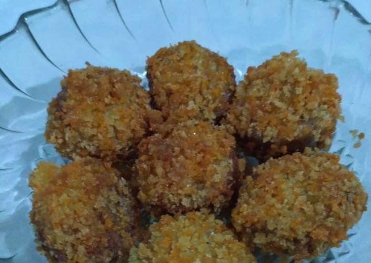 Resep Nugget sapi sederhana oleh Indah Ikawati - Cookpad
