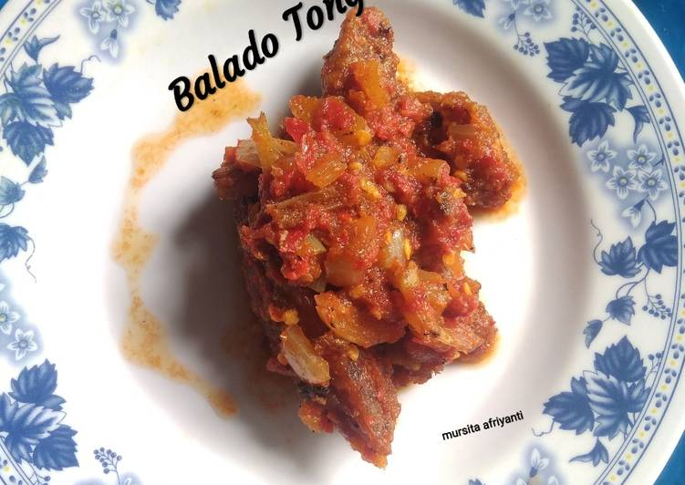 Balado Tongkol